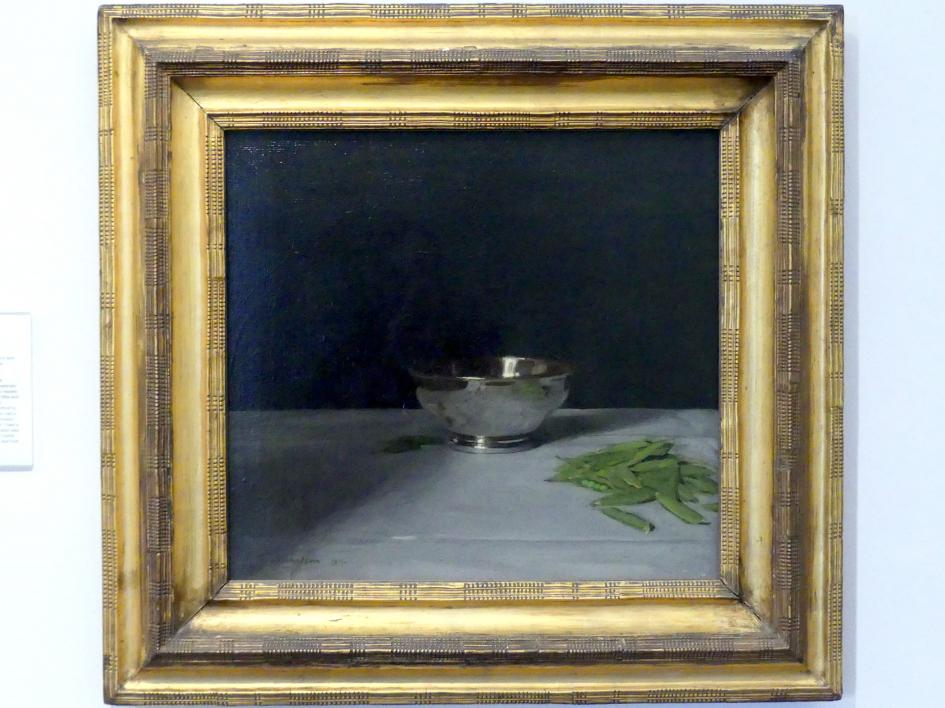 William Nicholson: Glanzschale, 1911