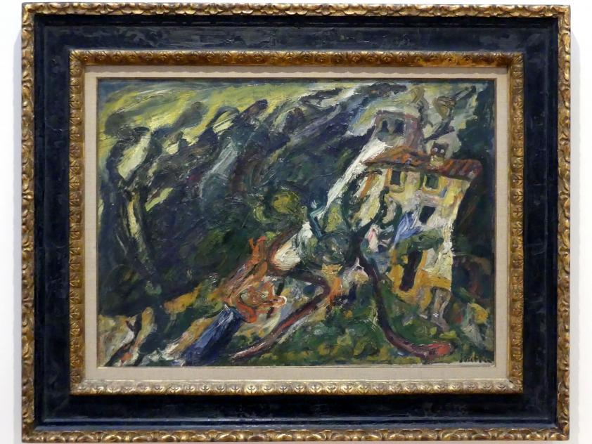Chaïm Soutine: Le Mas Passe-Temps, Céret, 1920 - 1921