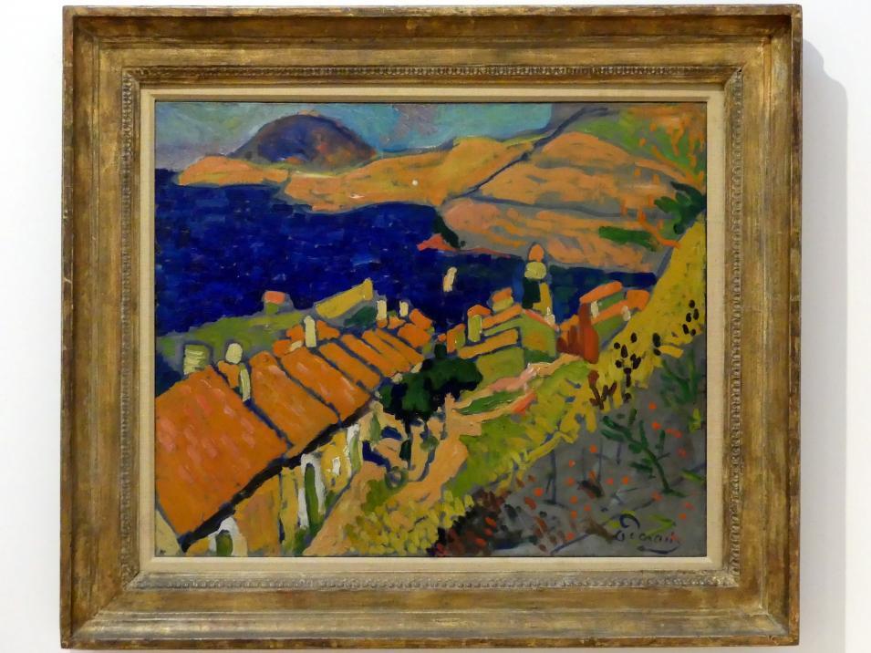 André Derain: Collioure, 1905