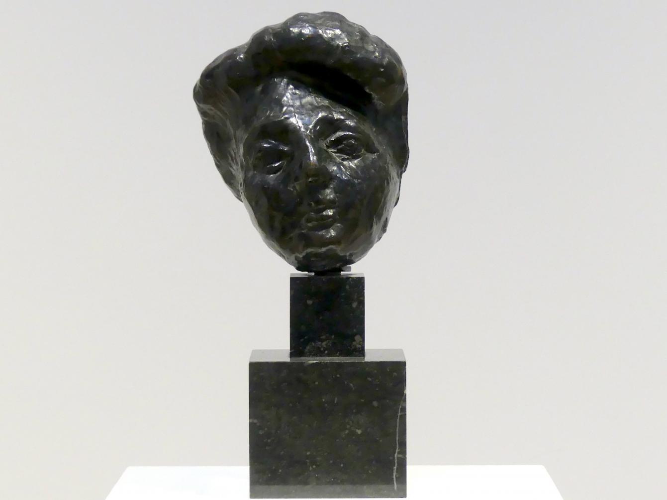 Henri Matisse: Jeannette II, 1910