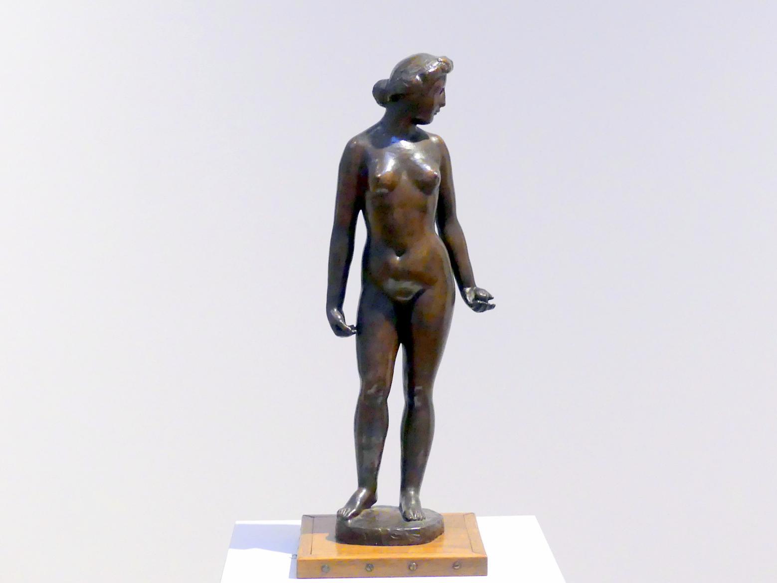 Aristide Maillol: Eva mit dem Apfel, 1899