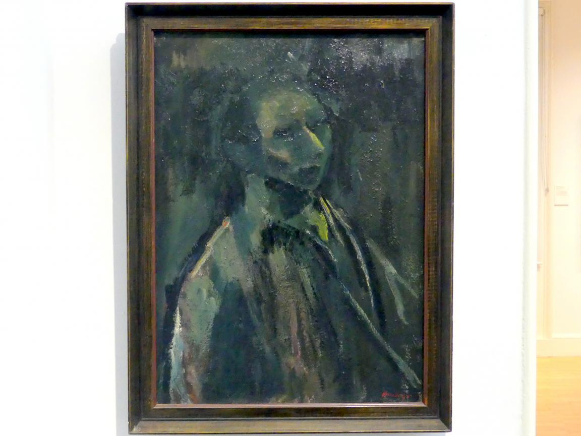 David Bomberg: Selbstporträt, 1937