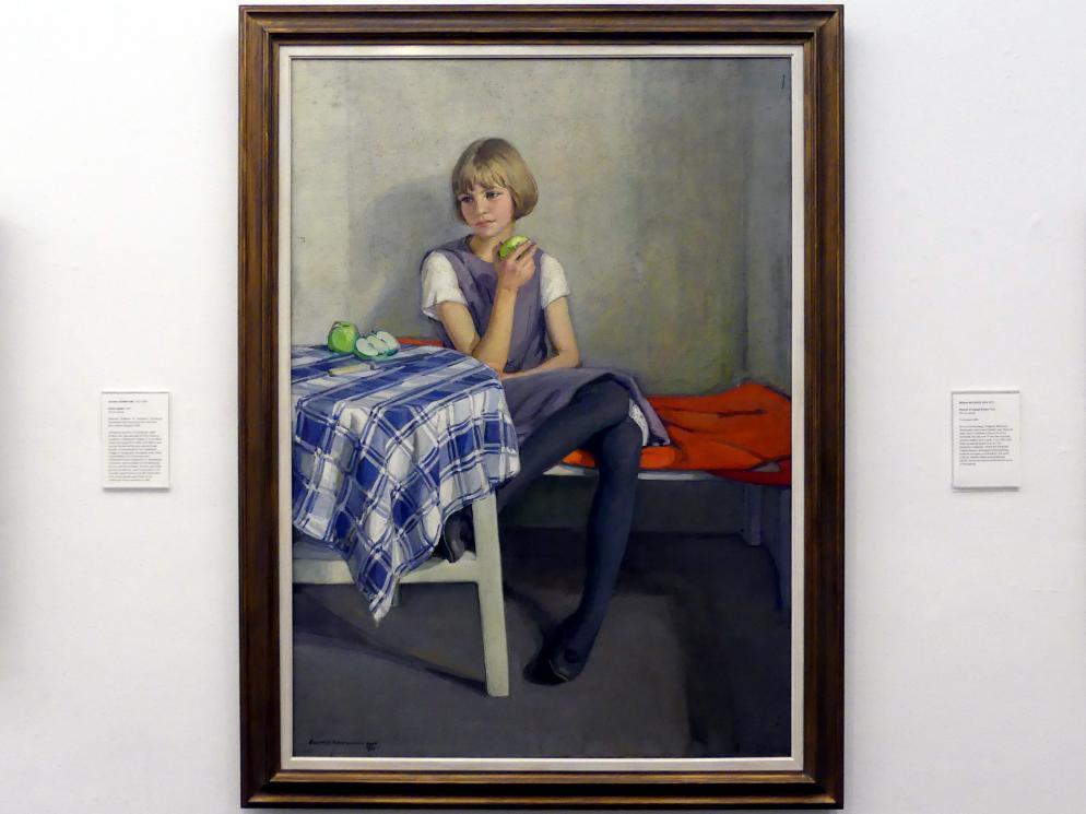 Dorothy Johnstone: Grüne Äpfel, 1921
