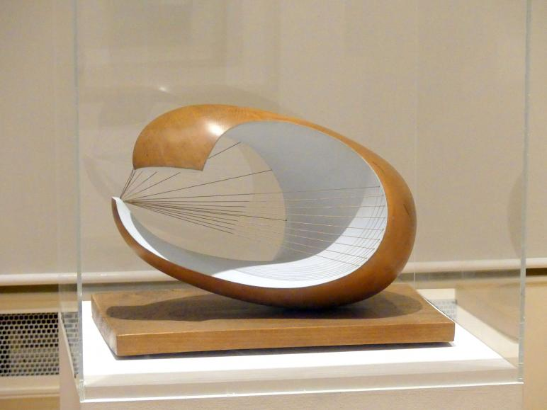 Barbara Hepworth: Welle, 1943 - 1944