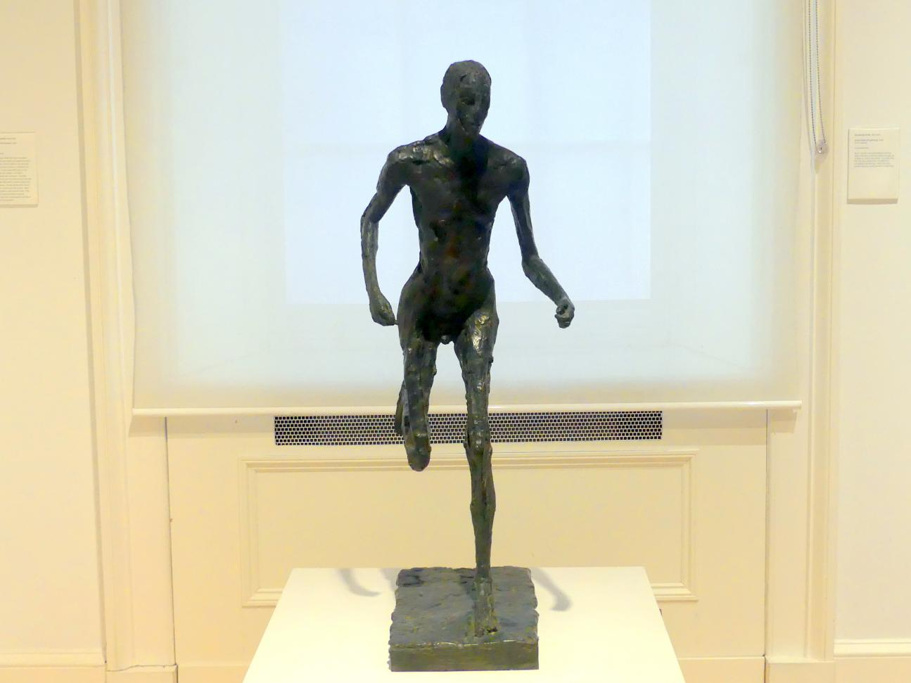Germaine Richier: Le Coureur (Der Läufer), 1955