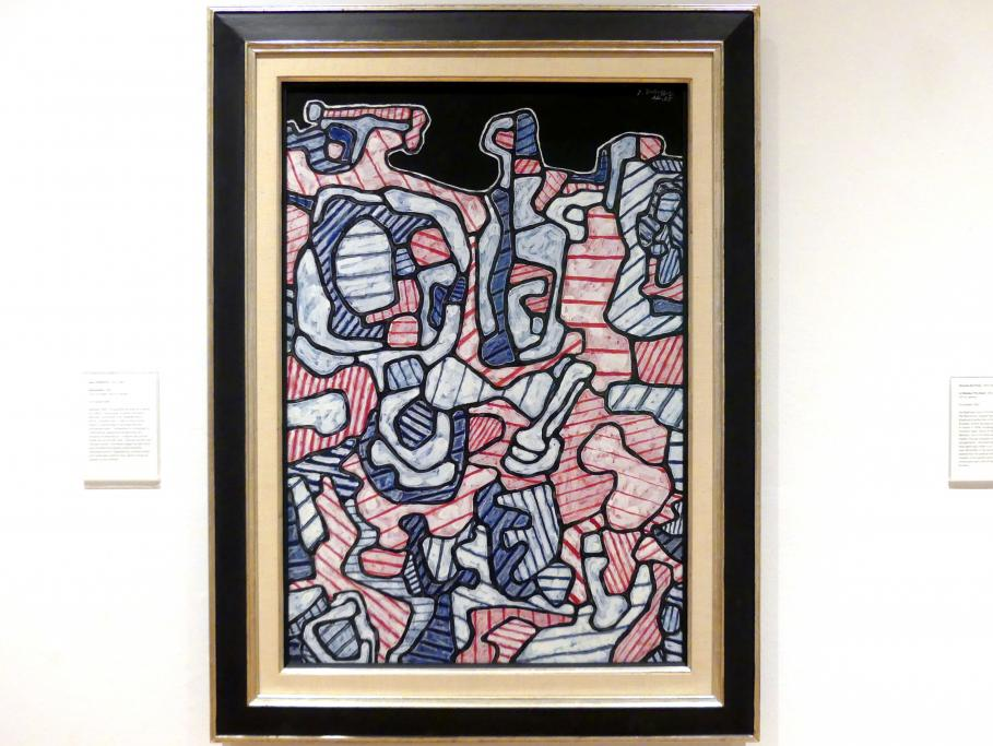 Jean Dubuffet: Geschirrspüler, 1965