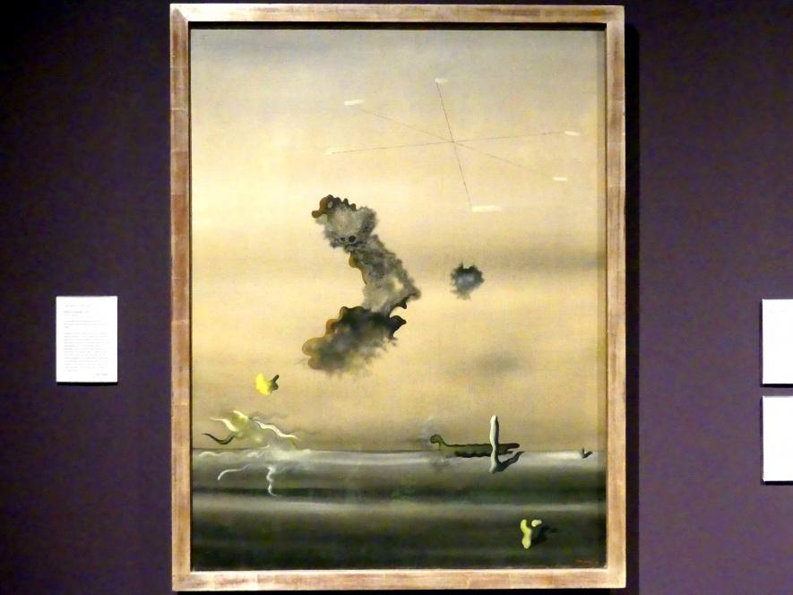 Yves Tanguy: Draußen, 1929