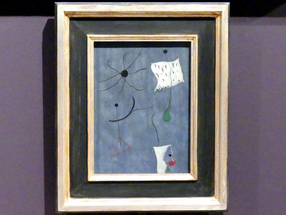 Joan Miró: Malerei, 1927