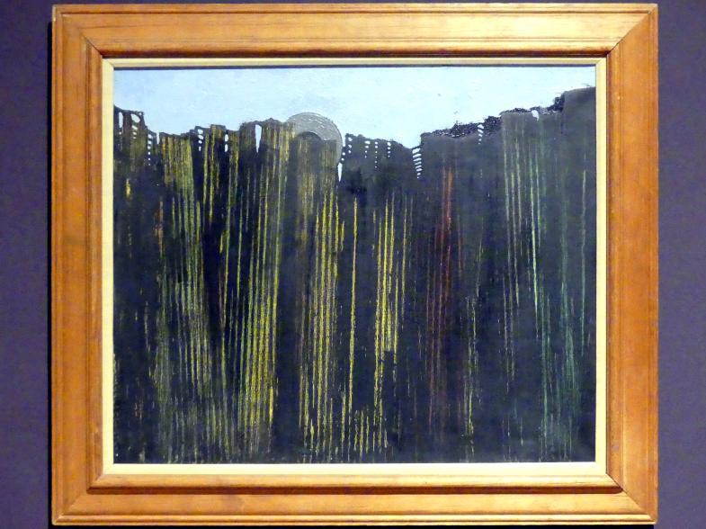 Max Ernst: Der Wald, um 1928