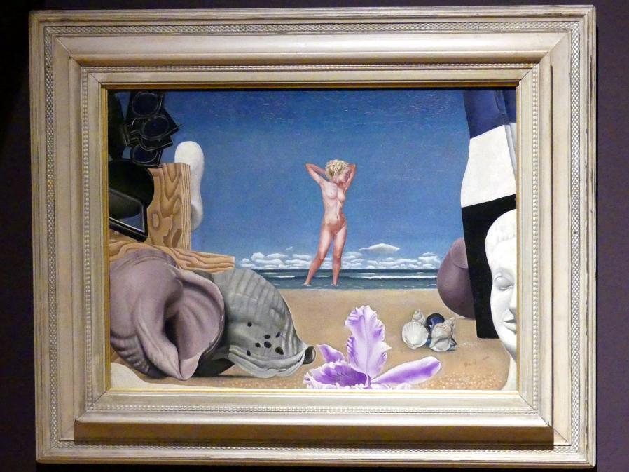 Edward Baird: Geburt der Venus, 1934