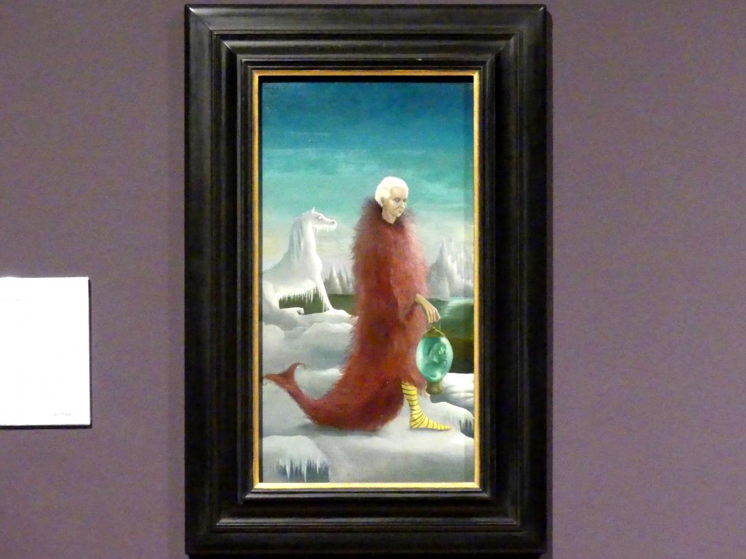 Leonora Carrington: Porträt Max Ernst, um 1939