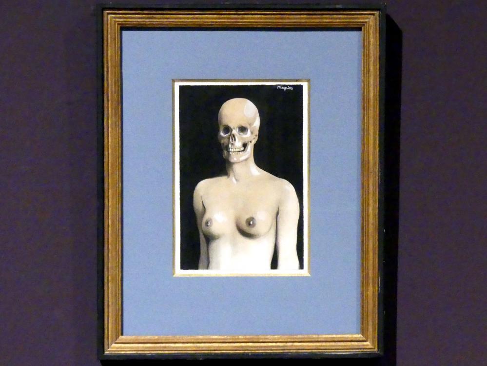 René Magritte: Der Pfuscher, 1935