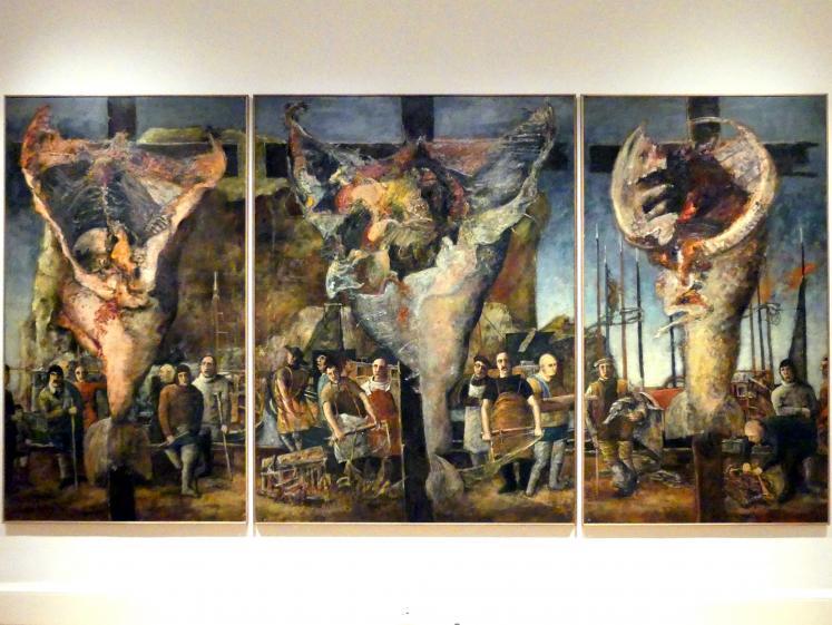 John Bellany: Allegorie, 1964