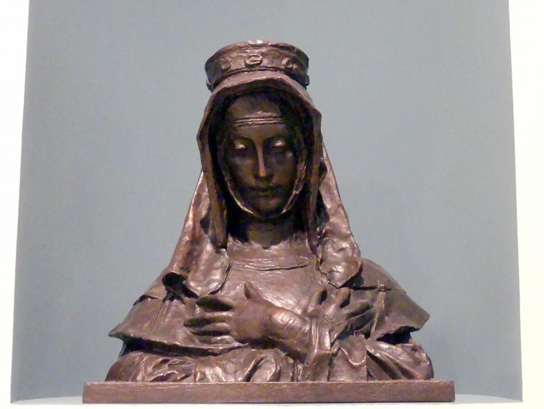 Josef Václav Myslbek: Selige Agnes, 1898 - 1899