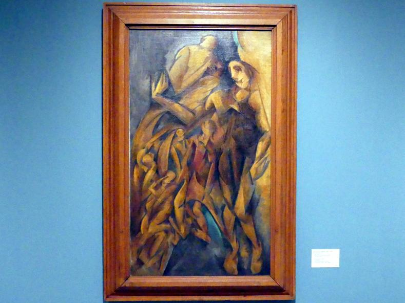 Antonín Procházka: Komposition, 1912