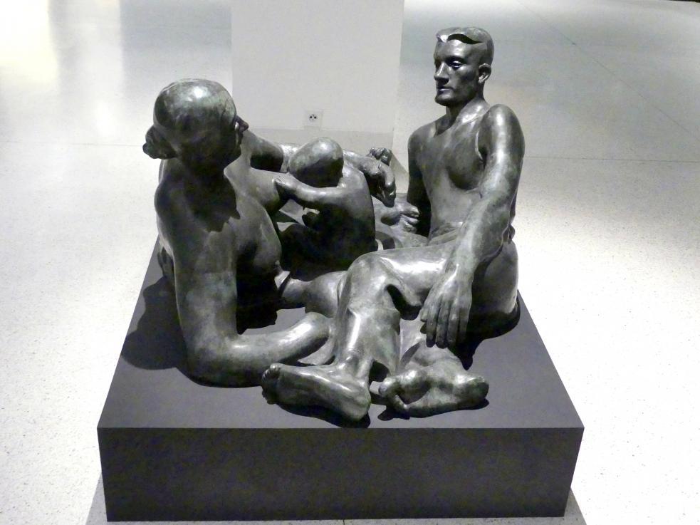 Otto Gutfreund: Familie, 1925