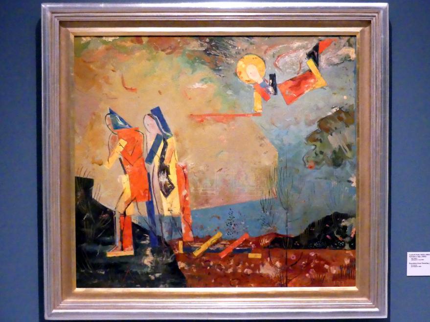Ľudovít Fulla: Vertreibung aus dem Paradies, 1932