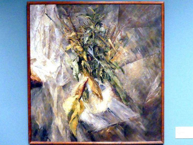 Julius Pfeiffer: Sumpfpflanzen, vor 1921