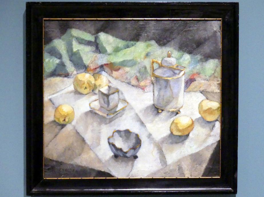 Fritz Kausek: Stillleben, 1919