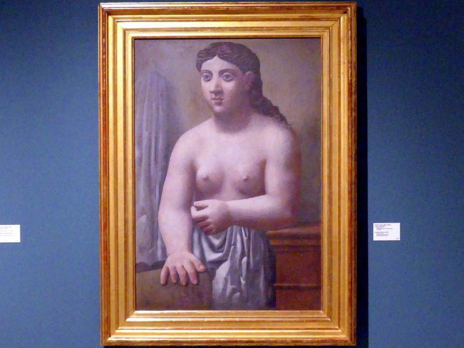 Pablo Picasso: Stehende Frau, 1921