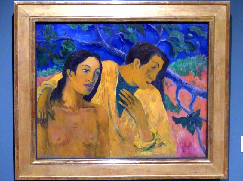 Paul Gauguin: Flucht, 1902