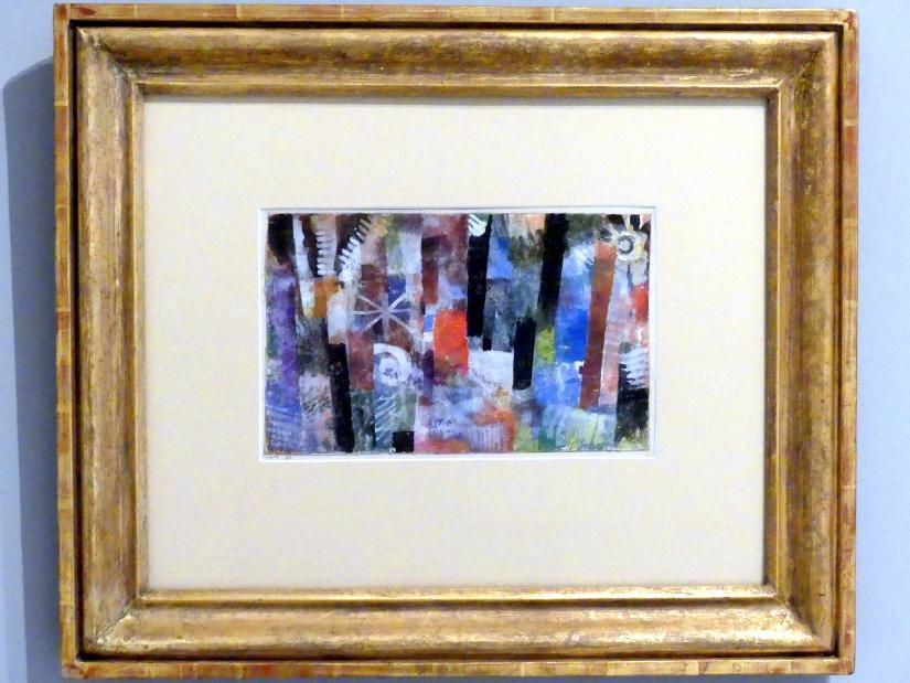 Paul Klee: Tropischer Regenwald, 1915