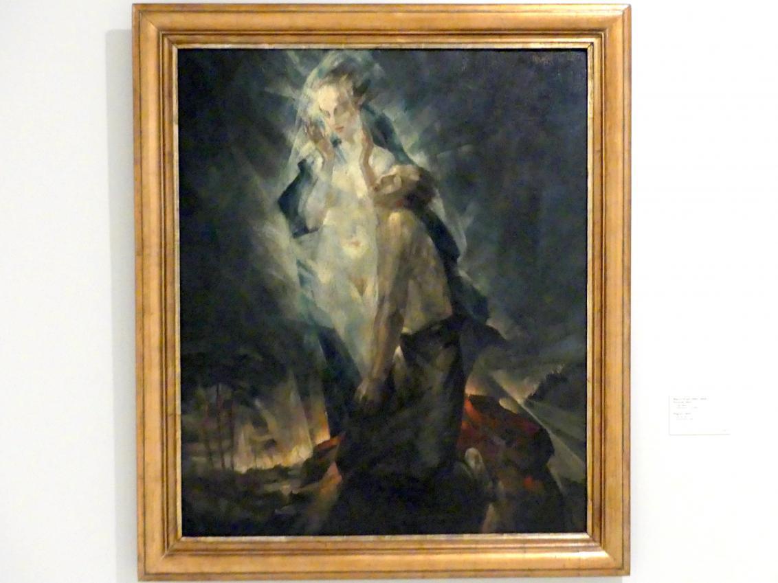 Maxim Kopf: Pilger, 1920