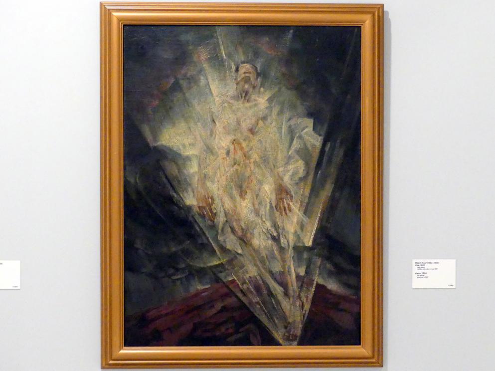 Maxim Kopf: Vision, 1920