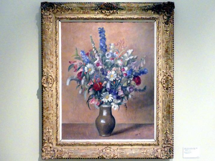 Otakar Kubín: Blumenstrauß, um 1925 - 1930