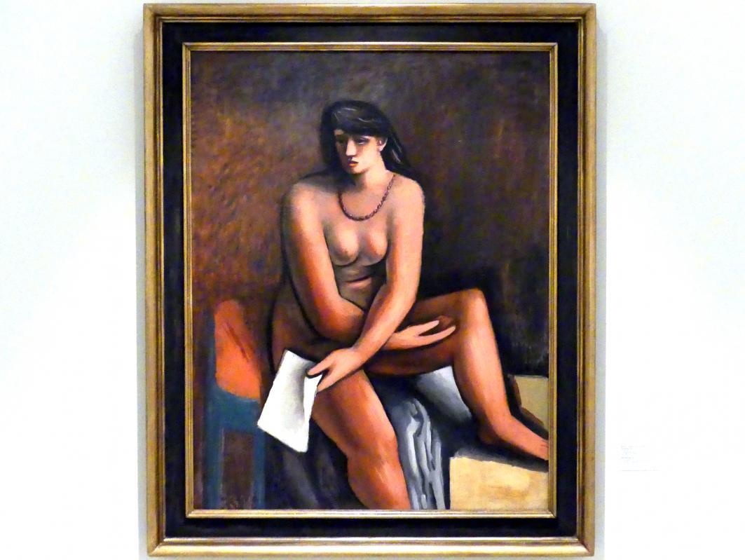 Alfréd Justitz: Bathseba, 1927