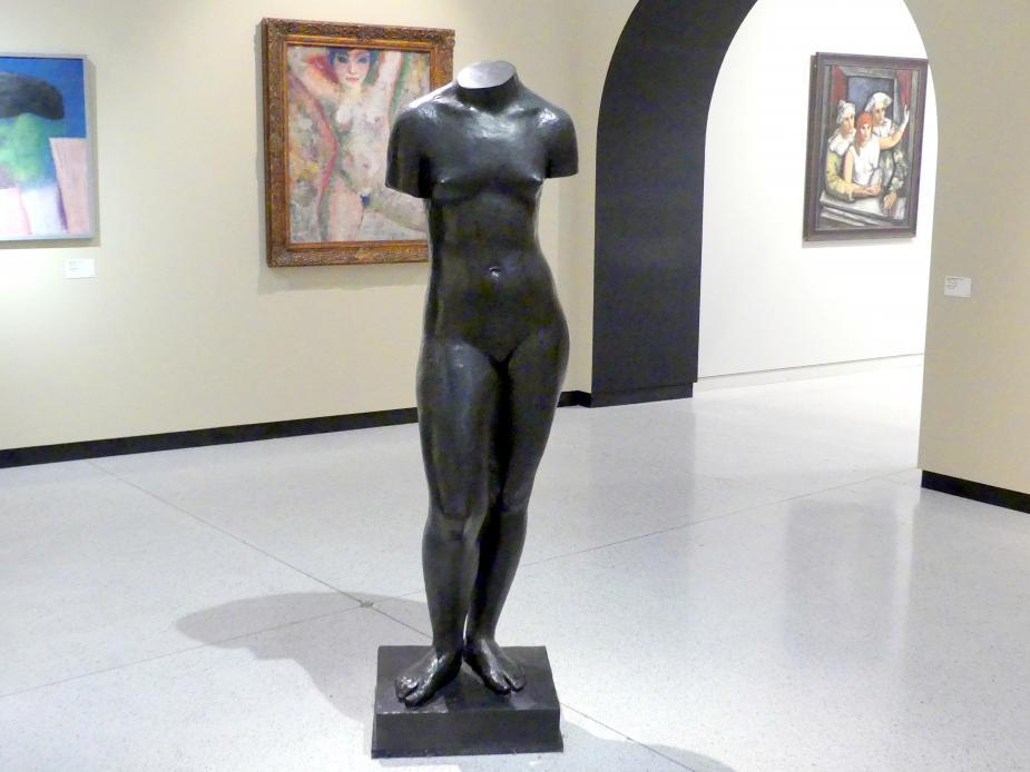Charles Despiau: Großer Torso, 1928