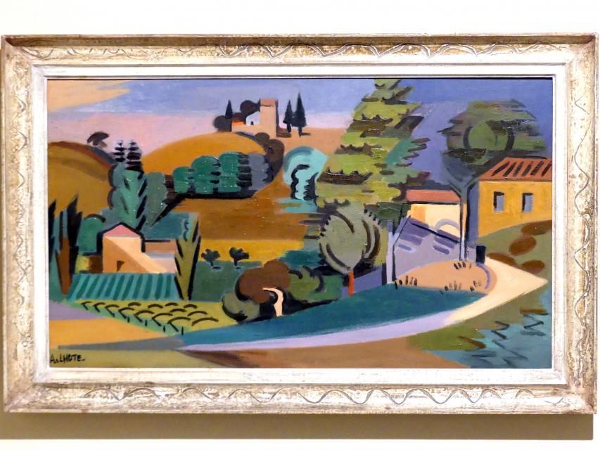 André Lhote: Landschaft, 1932