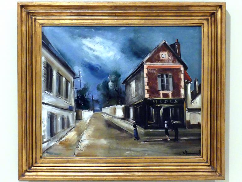 Maurice de Vlaminck: Straße, um 1925