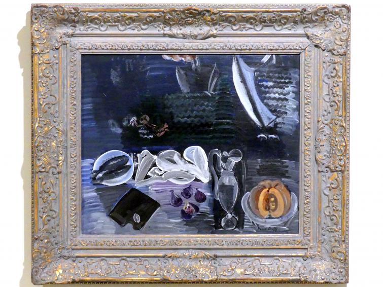 Raoul Dufy: Stillleben am Meer, 1925 - 1927
