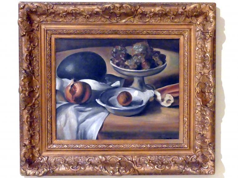 André Derain: Früchtestillleben, 1920 - 1922