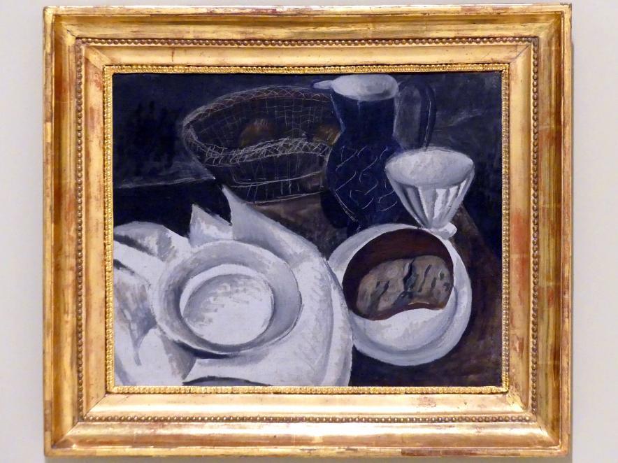 André Derain: Stillleben mit Korb, 1914