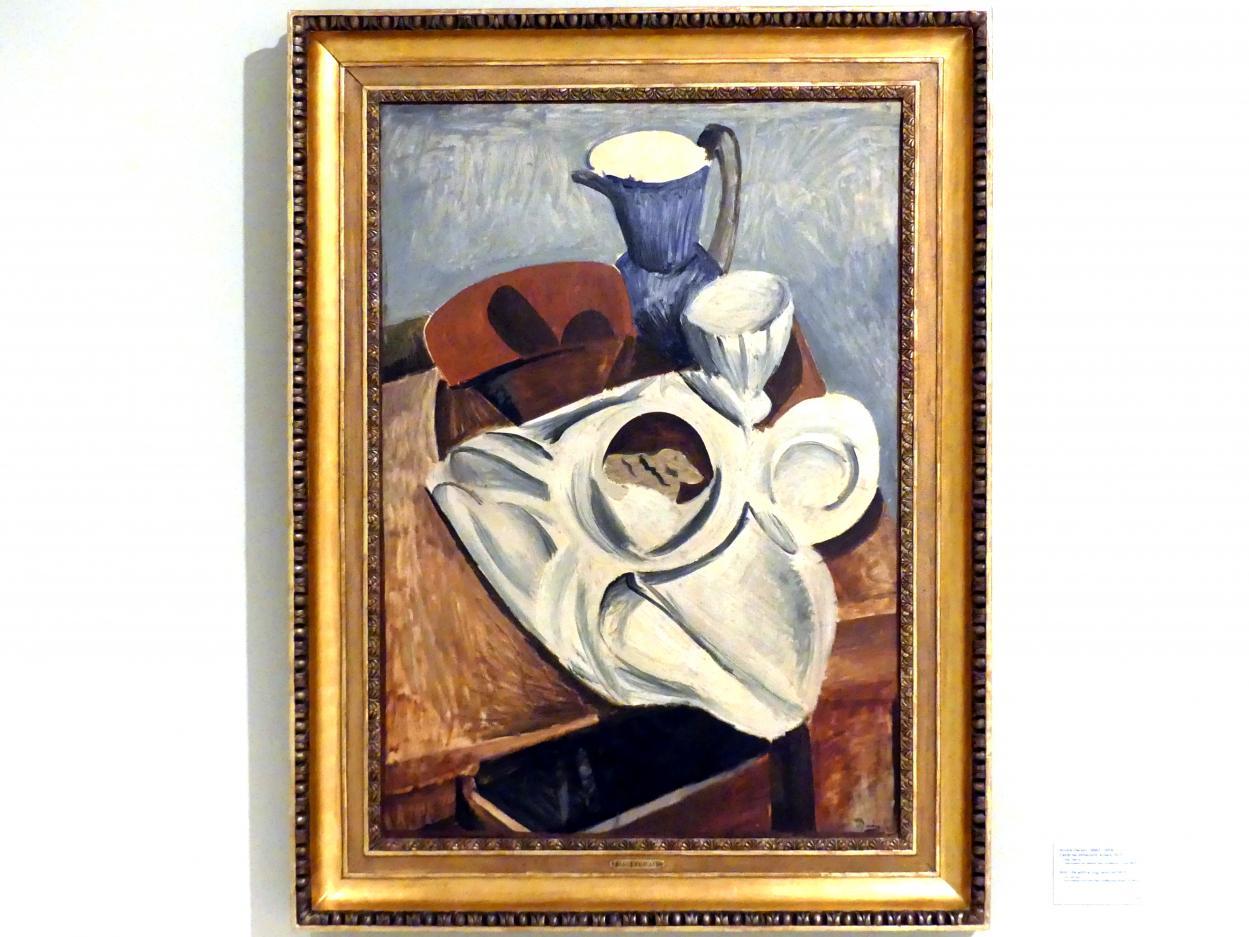 André Derain: Stillleben mit Krug, um 1913