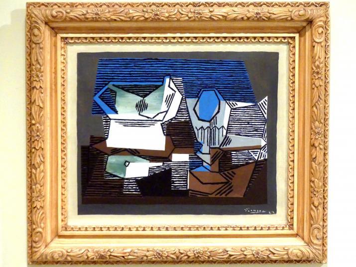 Pablo Picasso: Stillleben mit Kelch, 1922