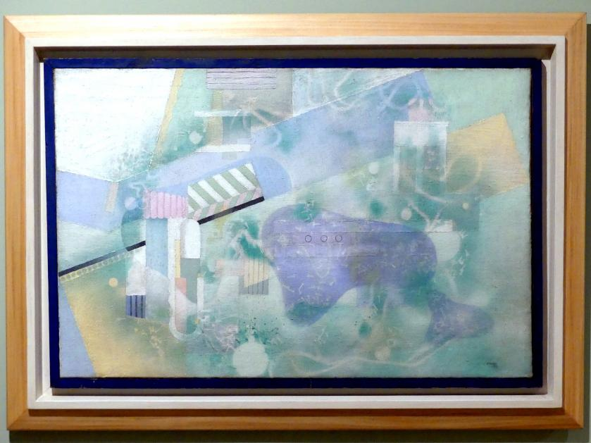 Jindřich Štyrský: Aquarium, 1927
