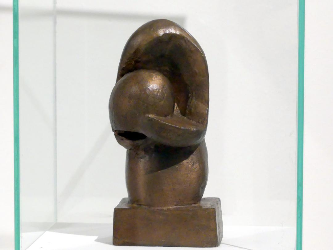 Hana Wichterlová: Torso mit Vase, 1928 - 1929