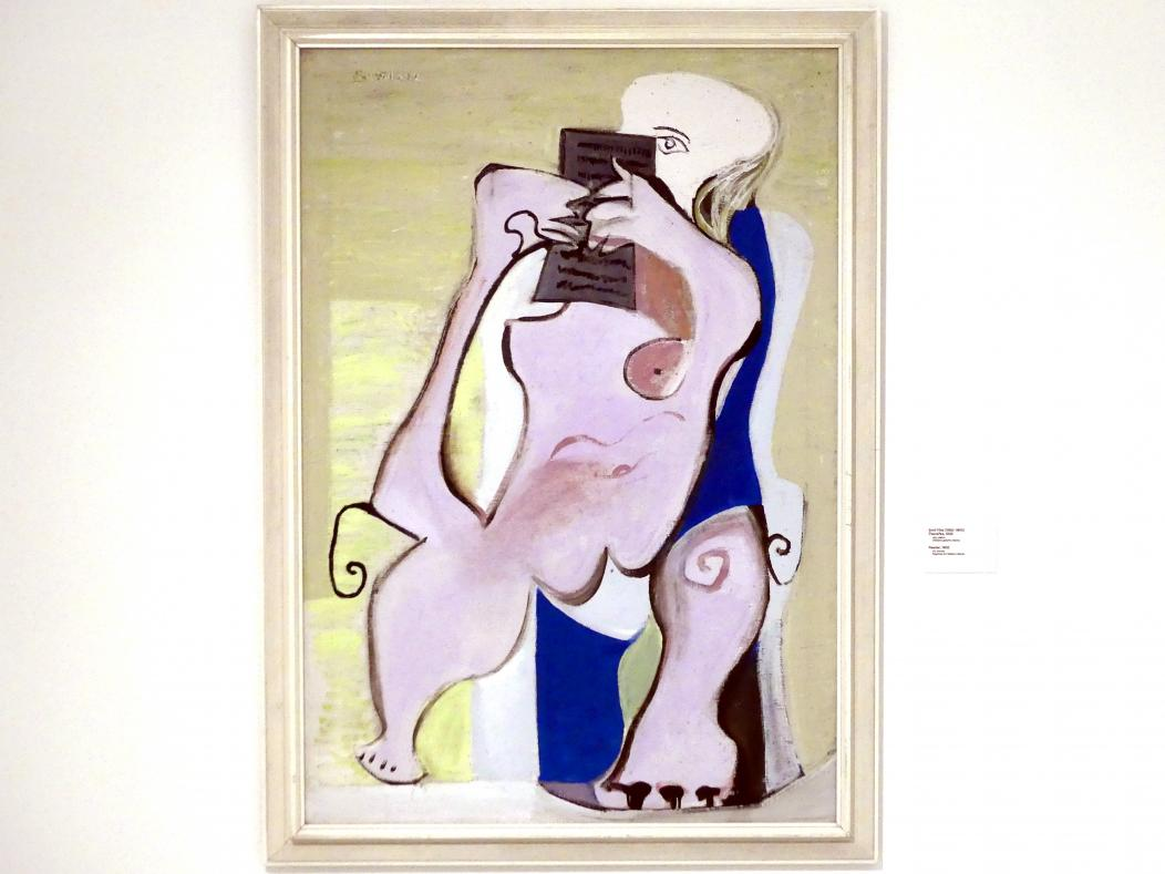 Emil Filla: Lesende, 1932