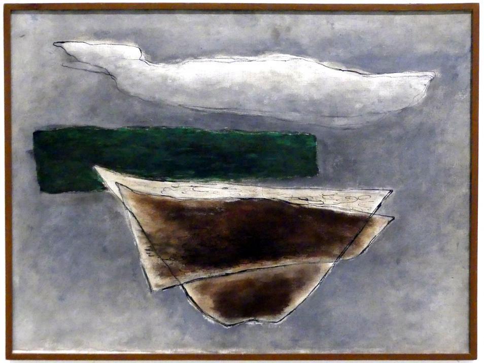 Josef Šíma: Landschaft, 1932