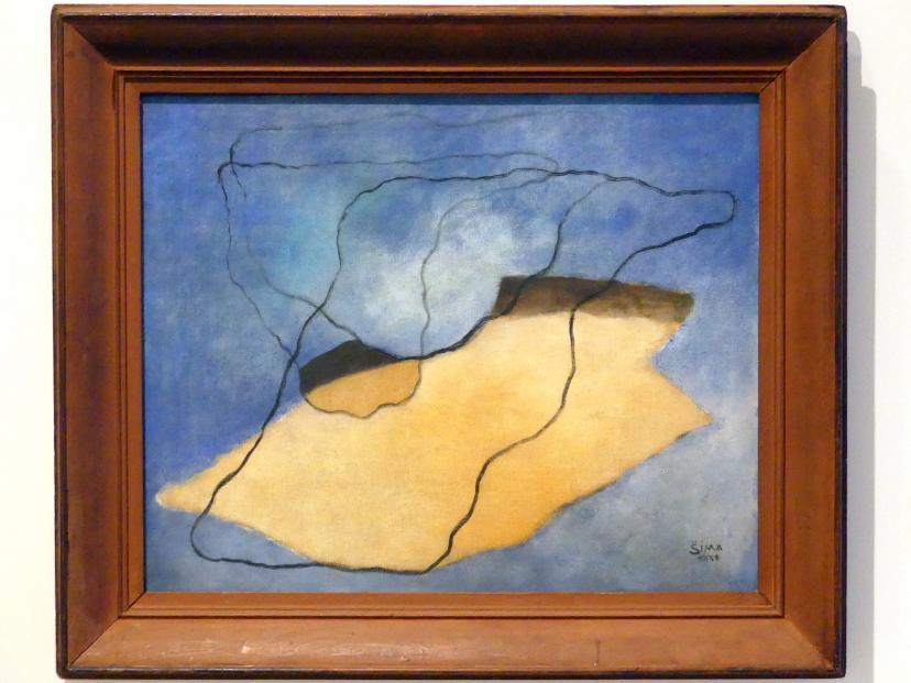 Josef Šíma: Insel I, 1931