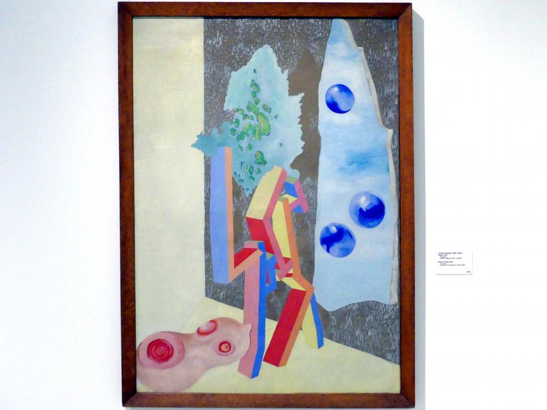 Jindřich Štyrský: Akazienbäume, 1931