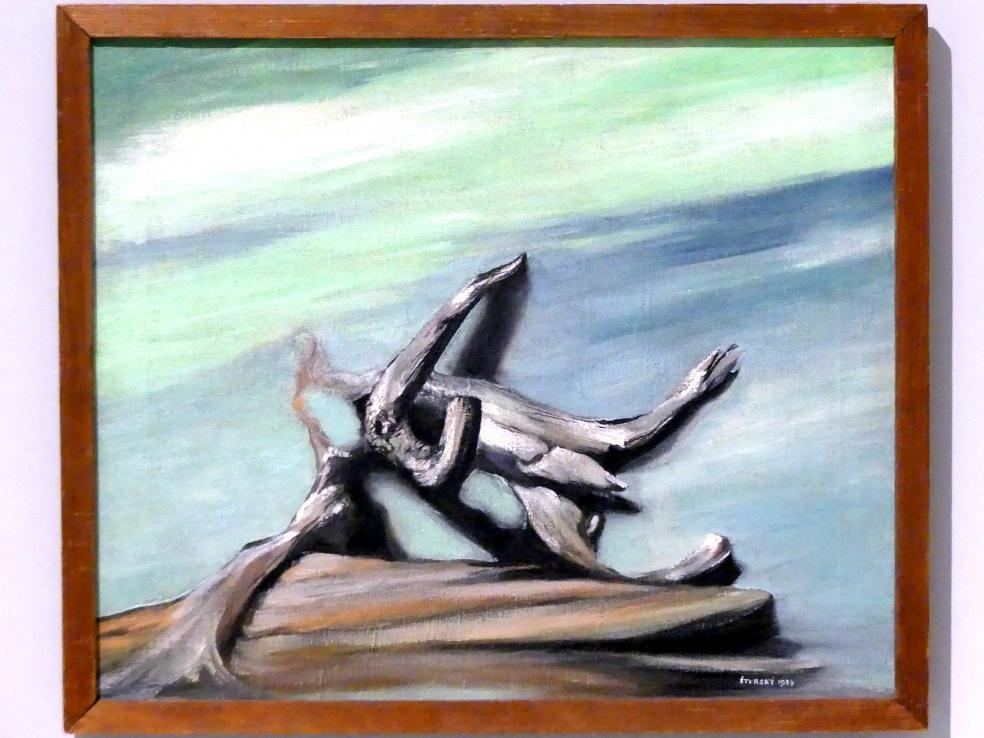 Jindřich Štyrský: Wurzeln, 1934