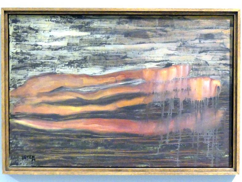 Toyen (Marie Čermínová): Händedruck, 1934