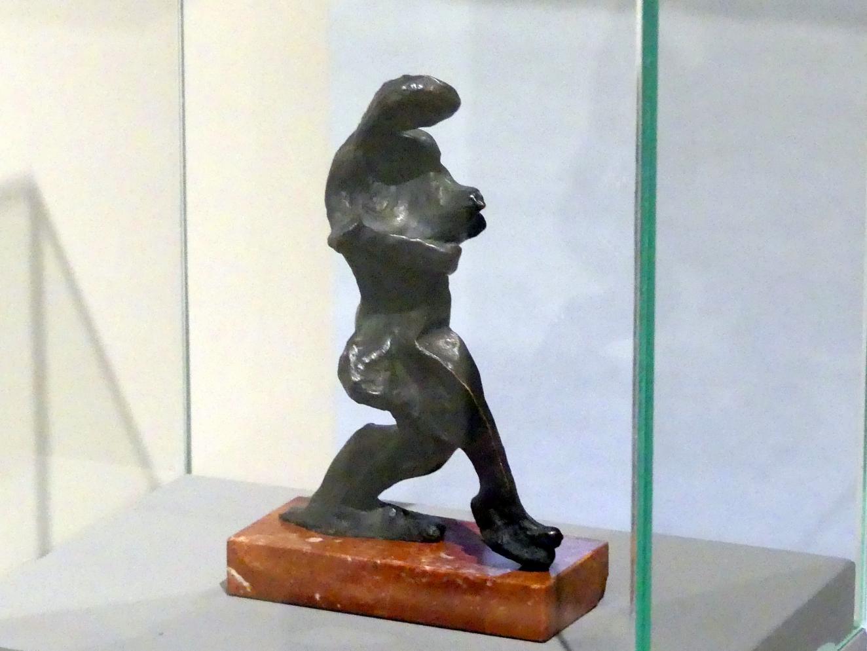 Emil Filla: Schreitende Frau, 1934