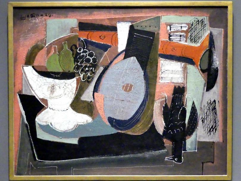 Emil Filla: Stillleben mit toter Taube, 1929