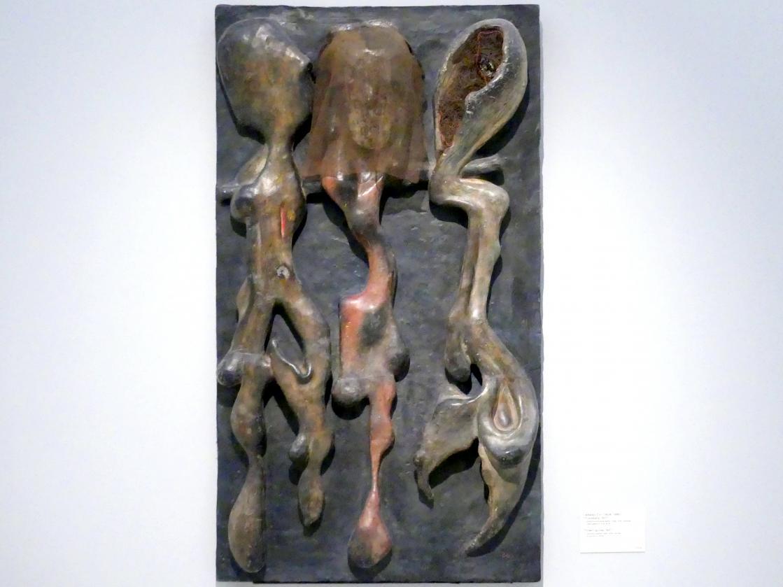 Ladislav Zívr: Drei Figuren, 1937