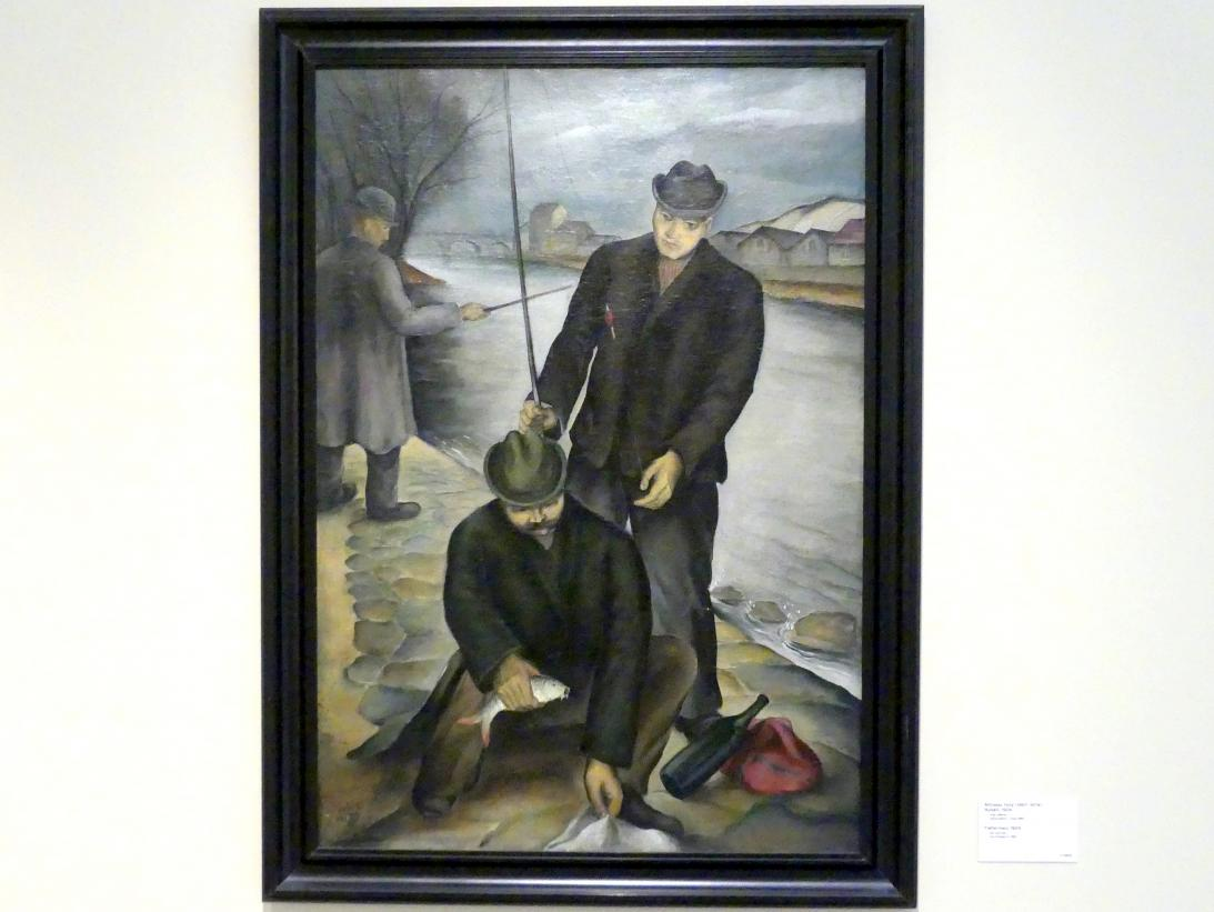 Miloslav Holý: Fischer, 1924